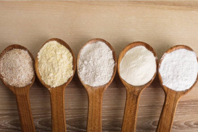 Difference Between Bread Flour, Cake Flour, Pastry Flour, and All-Purpose Flour