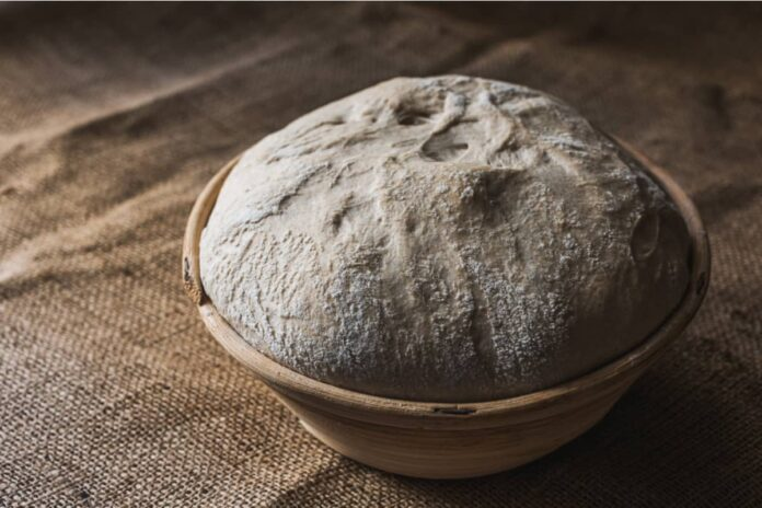 Proof Dough Without Yeast