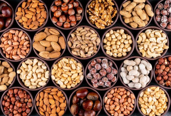 Should I use raw or baked nuts in cookies?